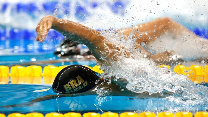Cesar Cielo natação (Foto: Getty Images)