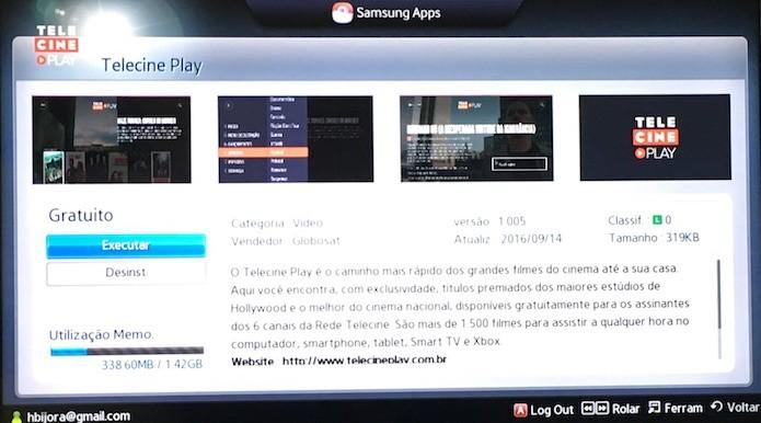 Como baixar e instalar apps na Smart TV da Samsung | Dicas e