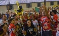Escola 'Boêmios da Vila Formosa' vence o Carnaval de Icoaraci (Adriano Magalhães/ Prefeitura de Belém)