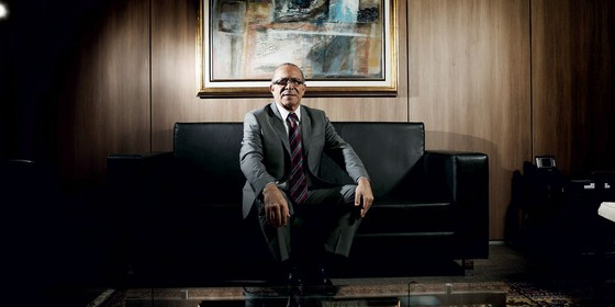 O ministro Eliseu Padilha (Foto:  Adriano Machado / Editora Globo)