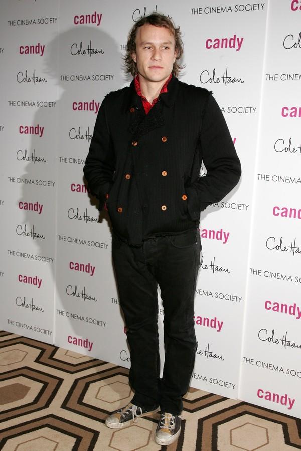 O ator australiano Heath Ledger (Foto: Getty Images)