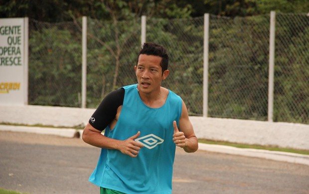 Meia Samuel do Luverdense (Foto: Assessoria/Luverdense Esporte Clube)