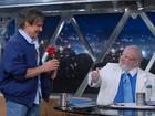 Reveja! Roberto Carlos comenta sobre seu TOC: 'Já melhorei bastante'