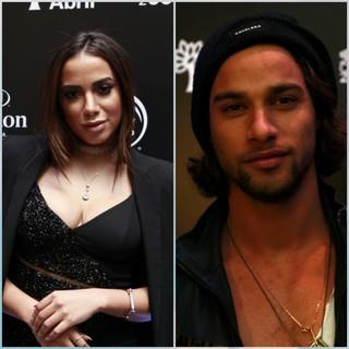 Anitta e Pablo Morais (Foto: Anderson Barros / EGO)