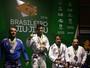 Professor de projeto em Uberlândia vence Brasileiro de Jiu-jítsu, em Barueri