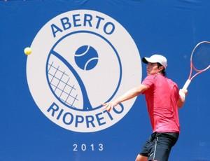 Aberto de Rio Preto 2013 vale pontos para o ranking da ATP (Foto: Ricardo Boni)