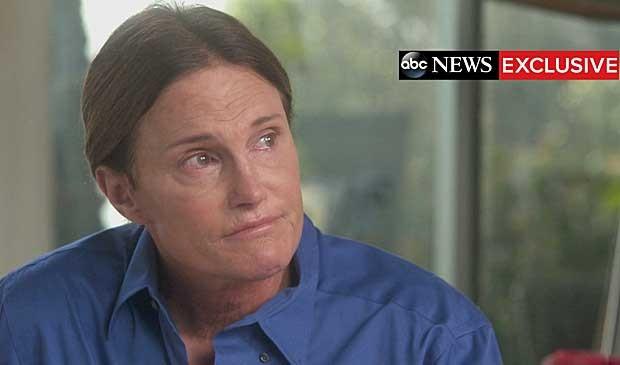 Bruce Jenner, em entrevista à 'ABC News'. (Foto: ABC News / via Reuters)