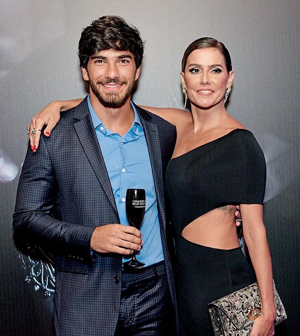 Deborah Secco e o marido, Hugo Moura  (Foto:  )