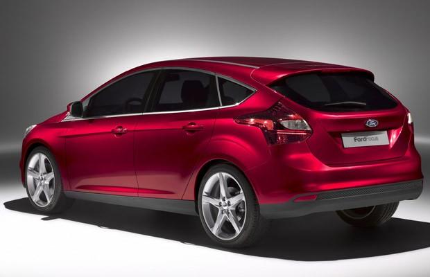Ford Focus Hatch novo (Foto: Divulgação)