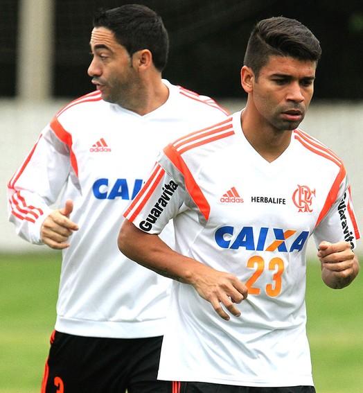 volta aos trilhos (Gilvan de Souza / Flamengo)