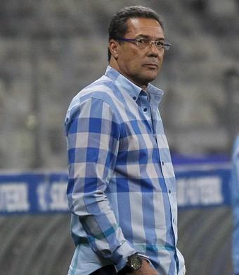 Vanderlei Luxemburgo comandou o Cruzeiro na derrota para o Palmeiras (Foto: Washington Alves/ Light Press/ Cruzeiro)