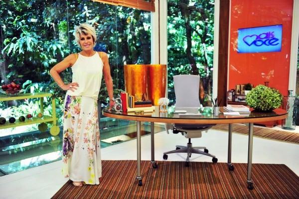 Ana Maria Braga promove concurso para o melhor chapeiro do Brasil (Foto: TV Globo/João Miguel Júnior)