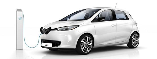 Renault Zoe inaugura nova fase para carros elétricos na França (Foto: Divulgação)