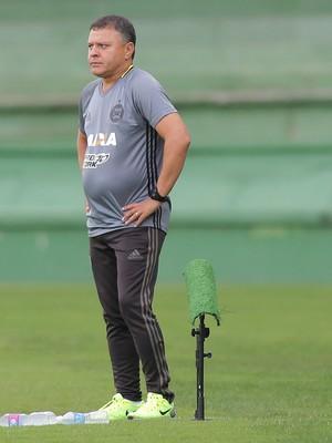Pachequinho Coritiba (Foto: Giuliano Gomes/Agência PR Press)