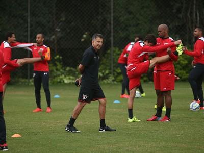 Juan Carlos Osorio São Paulo (Foto: Rubens Chiri/saopaulofc.net)