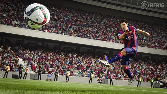 fifa-16-destaque-messi (Foto: FIFA 16: os 10 melhores times do game (Foto: Reprodução / EA))