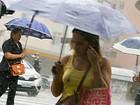 Chuvas deixam SP em estado de atenção para alagamentos
