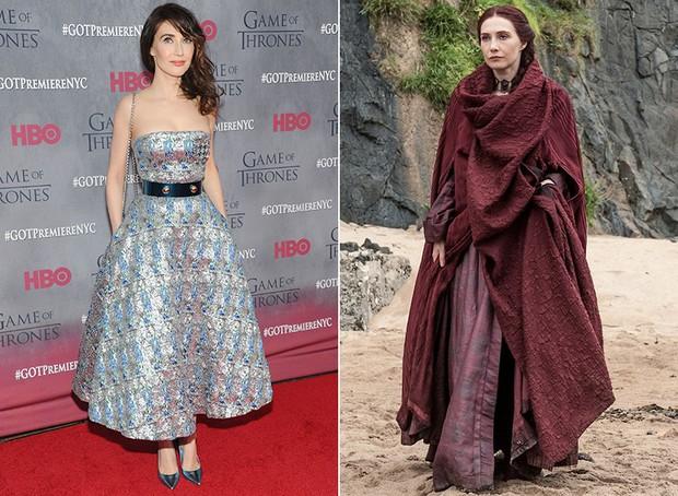 Game of Thrones - Carice van Houten (Foto: AFP | Divulgação)