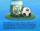 A Copa do show de Maradona (Reprodução)