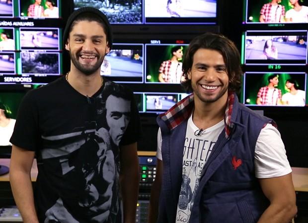 TVZ-Munhoz-Mariano (Foto: Multishow)
