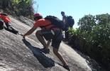 Mouhamed Harfouch encara o medo na trilha da Urca (Luma Dantas)