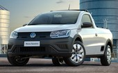 Volkswagen Saveiro (Divulgação)