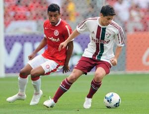 Conca Fluminense x Internacional (Foto: Photocamera)