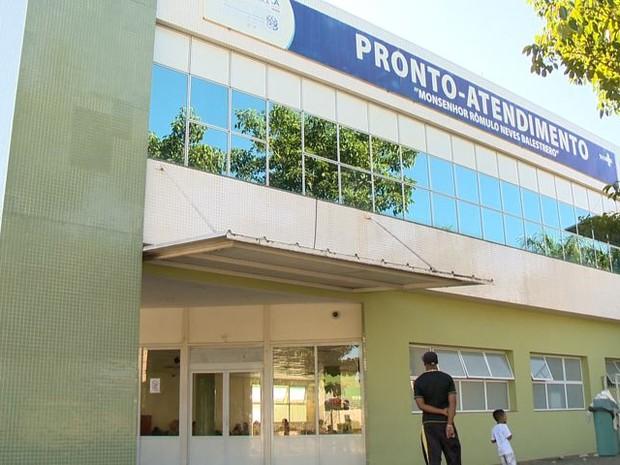 PA de Alto Lage, em Cariacica (Foto: Reprodução/ TV Gazeta)