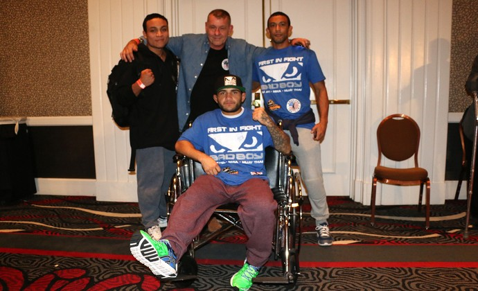 John Lineker, MMA (Foto: Evelyn Rodrigues)