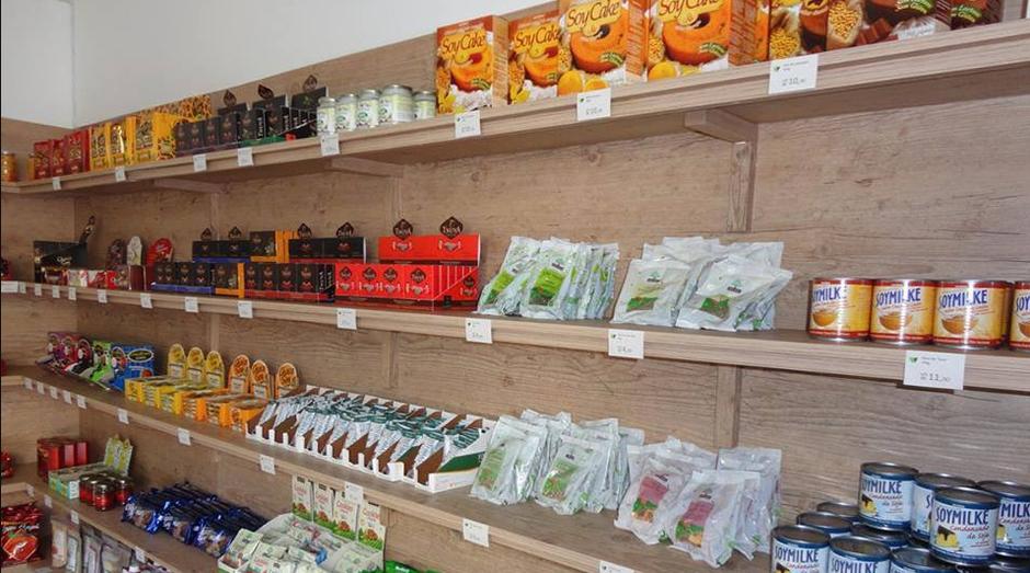 Emporio Mais Verde vende produtos veganos (Foto: Divulgação)