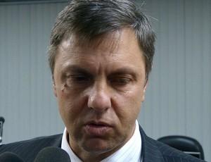 Paulo Schmitt, procurador-geral do STJD (Foto: Vicente Seda / Globoesporte.com)