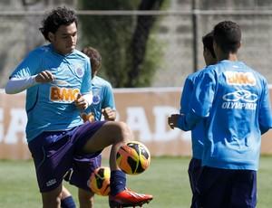 Ricardo Goulart, atacante do Cruzeiro (Foto: Washington Alves / Vipcomm)