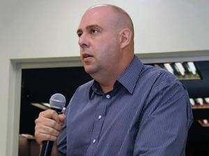 Paulo Henrique Paranhos Ribeiro, pastor em Piracicaba (Foto: Arquivo pessoal)