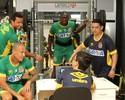 Vasco acerta o empréstimo do atacante Leandrão para o Boavista