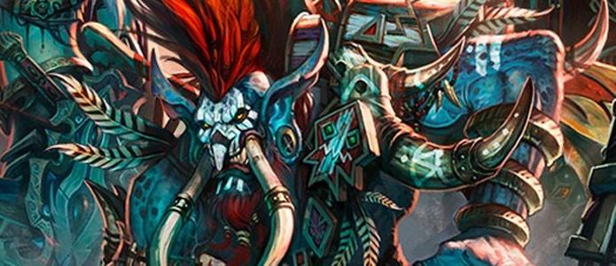 Livros de World of Warcraft contam com muitos personagens dos games (Foto: Divulgação)