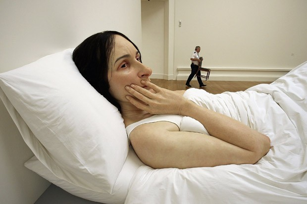 Ron Mueck (Foto: Getty Images)