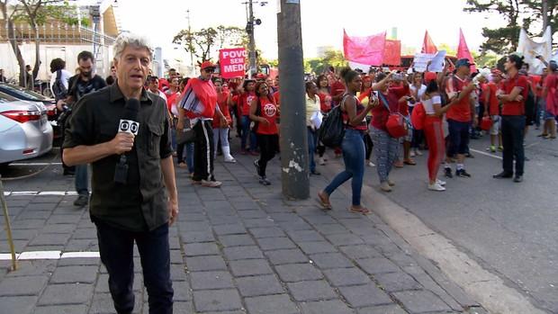 Prefeitura de São Bernardo embarga show de Caetano em ocupação do MTST