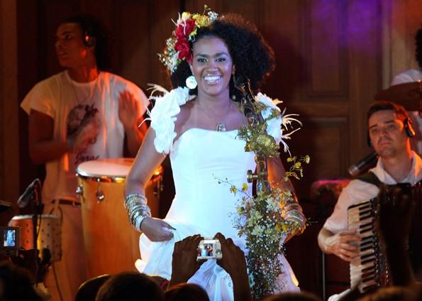 Mariene de Castro (Foto: Edgard de Souza/G1)