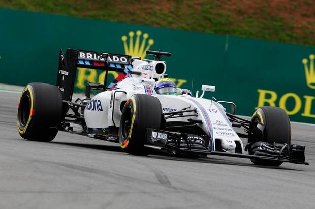 Massa é confirmado na Williams para 2017