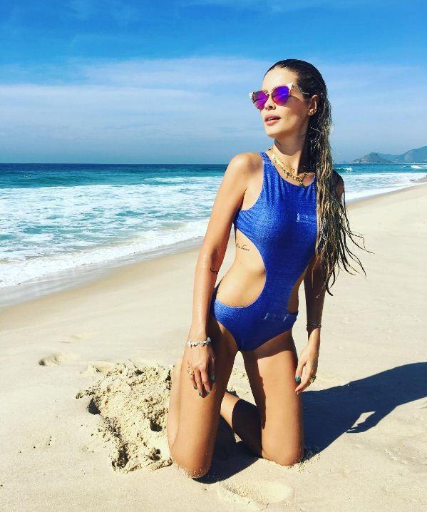 Yasmin Brunet (Foto: Reprodução/ Instagram)