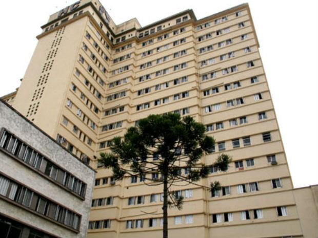 Hospital de Clínicas do Paraná (Foto: Leonardo Bettinelli/UFPR/Divulgação)