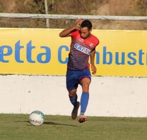 Léo Santos Náutico (Foto: Léo Lemos/Náutico)