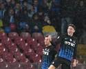 Napoli sofre com defesa do Atalanta, perde no San Paolo e facilita para Juve