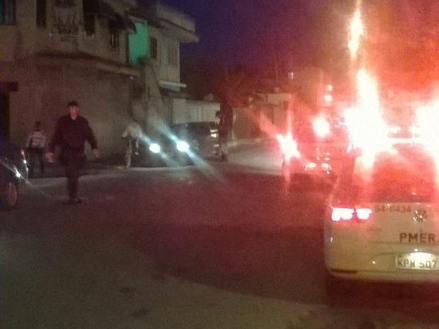 Ações foram até o início da noite desta quarta-feira em Macaé e Rio das Ostras (Foto: Polícia Militar/Divulgação)