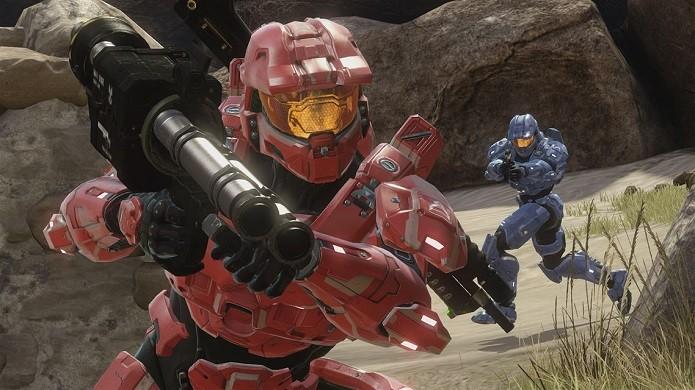 O visual dos games foi repaginado para a nova geração (Foto: Divulgação)