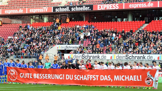 Schumacher faixa campeonato alemão (Foto: Getty Images)