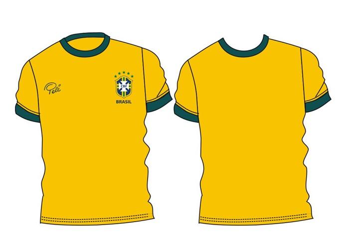 Desenho De Camisa