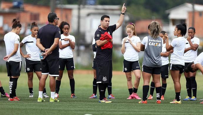 Sereias da Vila, Santos (Foto: Pedro Ernesto Guerra Azevedo/Santos FC)