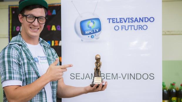 Saiba quem são os vencedores da etapa estadual (Divulgação/RPC TV)