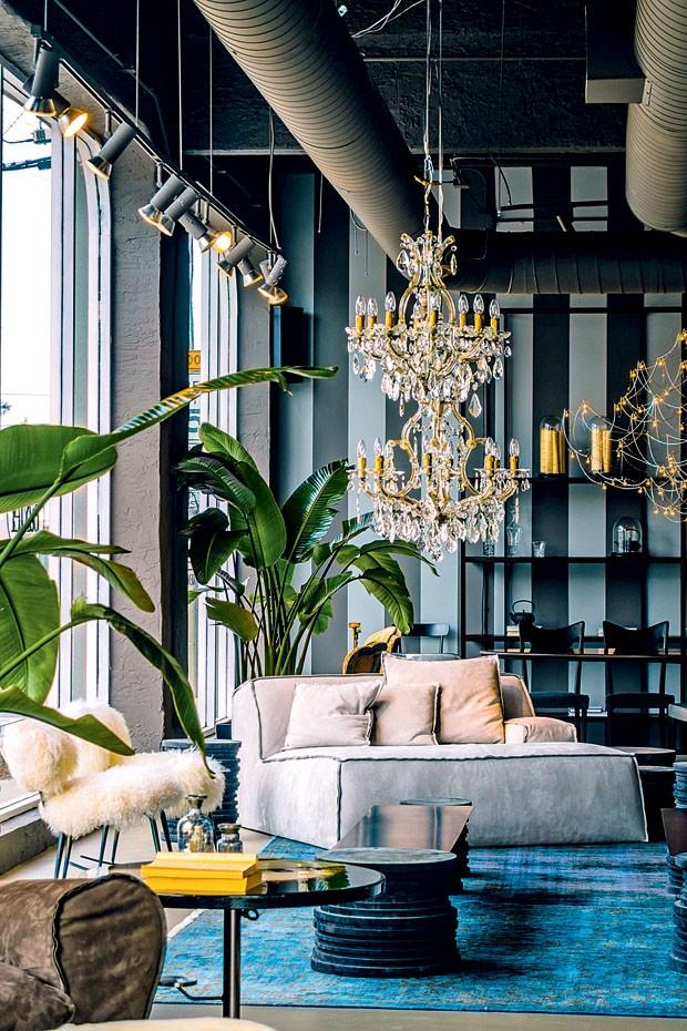Reduto Criativo Do Luxo Em Miami Casa Vogue Lojas